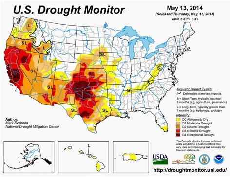 map us drought real economics the drought situation in usa