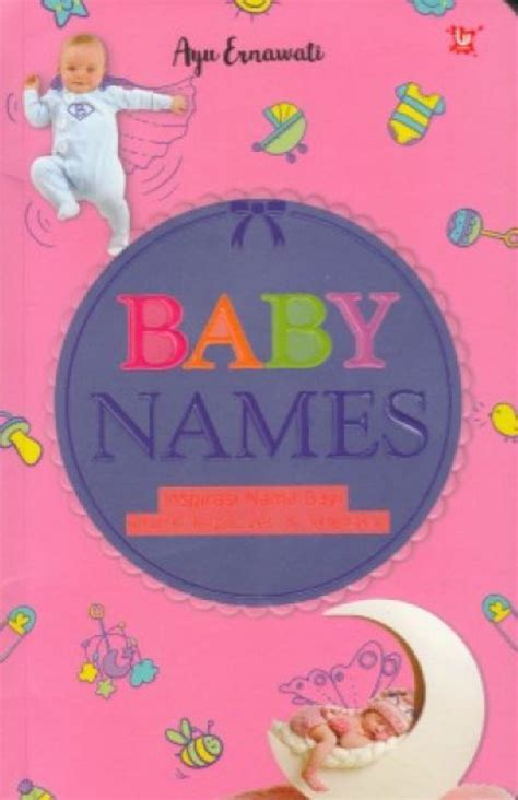 Buku Baby bukukita baby names inspirasi nama bayi terunik