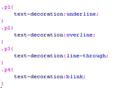 Text Decoration Blink by Propiedad Text Decoration Y Text Transform Css Disco