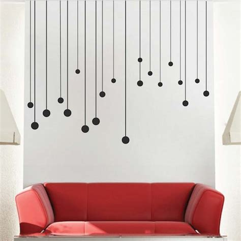 Wall Murals For Teenagers round drops wall decals amp vinyl wall decals from trendy