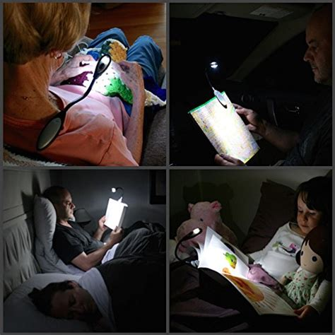 best reading light for bed book light for reading in bed at night with sure grip