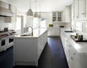 White Kitchen Cabinets With Tile Floor White Kitchen Slate Floor Not Keen On The Country Look