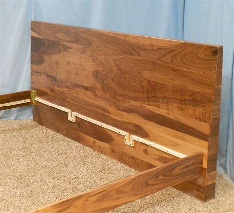 custom made beds buy a custom made king size danish modern bed with slanted
