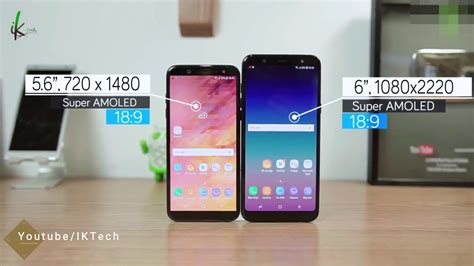 samsung a6 review samsung galaxy a6 and a6 plus 2018 review