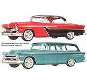 Plymouth Cars For 1955 A Complete Turnaround