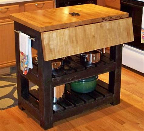 drop leaf kitchen islands ideas home design