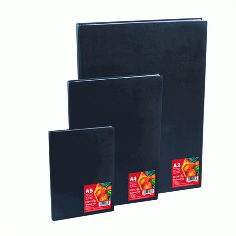 a3 hardback sketch book hardback sketch pad a3 reeves from craftyarts co uk uk
