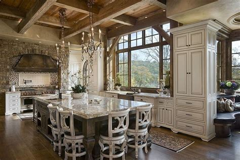 27 Luxury Kitchens That Cost More Than 100 000 Incredible Country Kitchen Design 2