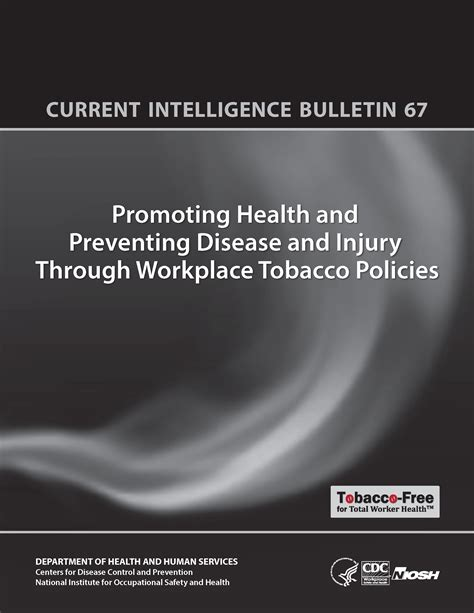 cdc niosh science blog safety and health for tobacco cib cover 3 26 15