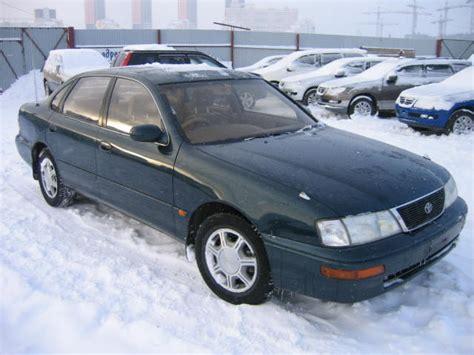 95 Toyota Avalon 1995 Toyota Avalon Pictures