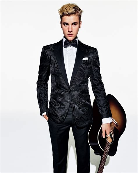 Photos: Justin Bieber?s GQ Cover Shoot   GQ