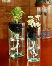 creative home decor with a diy glass planter 187 room decorating ideas