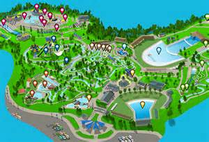 Water World Map by Water World Outdoor Family Water Park Denver Co
