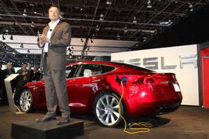 Electric Car Guru Musk Tesla S Elon Musk Sets On An Excellent Adventure