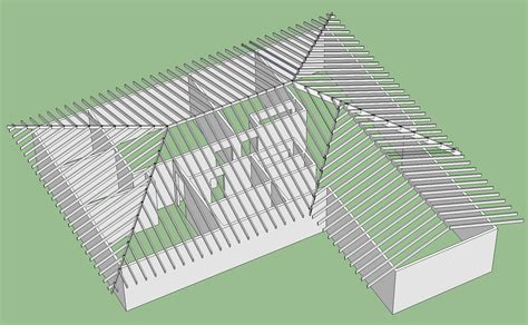Cathedral Ceiling House Plans by Does This Ceiling Joist Layout Look Structurally Sound