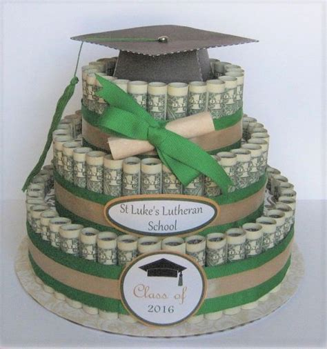 Creative Mba Graduation Gifts by Graduation Money Cake Creative Gifts For Grads Gifts