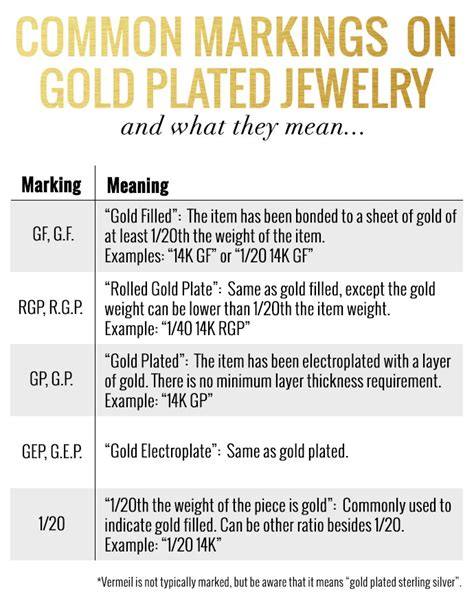 facts about gold jewelry i bet you didn t