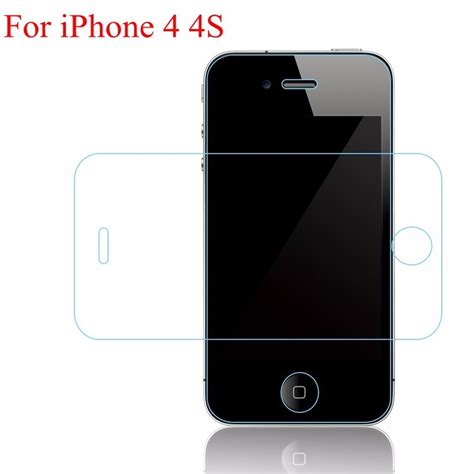 Tempered Glass Iphone 55s5c Transparan tempered glass screen protector for apple iphone 44s 55s5c se 66splus 7 x 8plus ebay