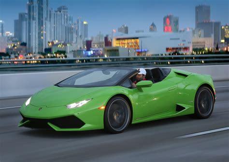 Lamborghini Running Costs Lamborghini Huracan Spyder 2015 Running Costs Parkers