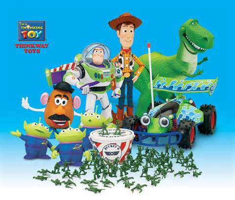 toy story 2 toys toy story collection wave 3