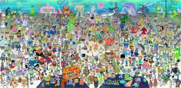 Characters encyclopedia spongebobia the spongebob squarepants wiki