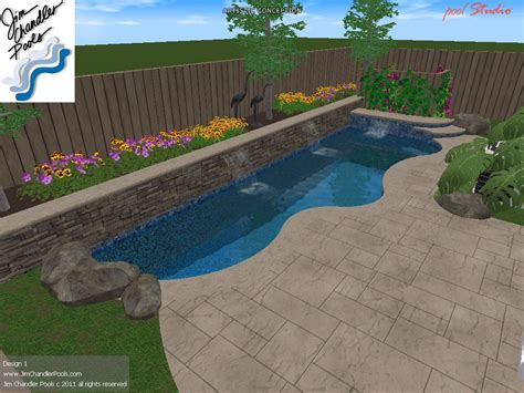pool ideas for small yards swimming pool design big ideas for small yards