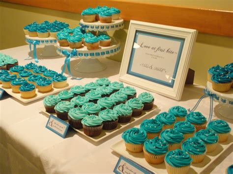 Wedding Cupcake Table Decorations by Via