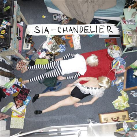 Sia Chandelier Cover Sia S Chandelier Listen To New Song Idolator
