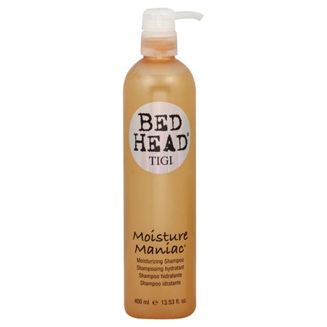 bed head moisture maniac tigi bed head moisture maniac shoo by for unisex 13 5