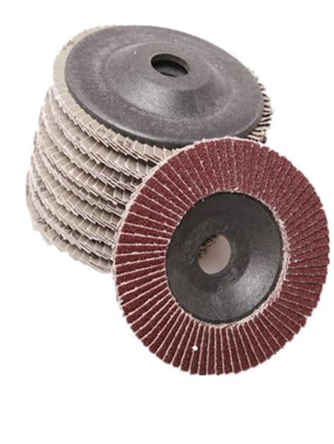 100x3x16mm Quick Change Sanding Flap Disc Grinding Wheel