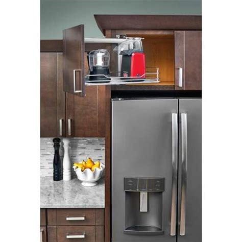 24 inch upper kitchen cabinets rev a shelf 5708 15 15 inch wide upper cabinet pull out shelf jet com