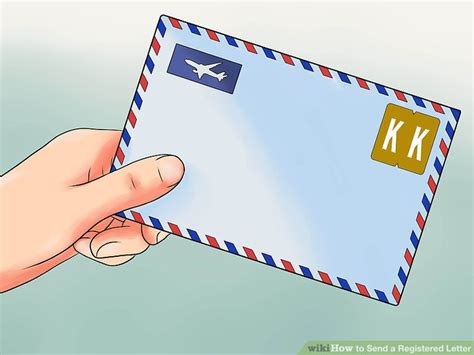 sending a letter 2 how to send a registered letter 11 steps with pictures 1620