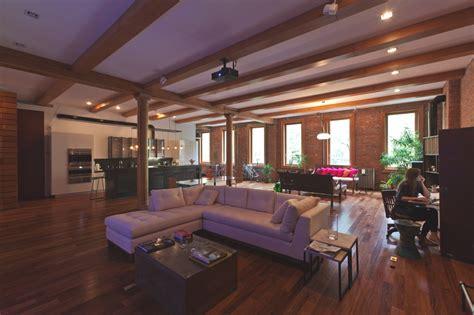 Lofted Luxury Design Ideas Genuine Luxury Loft Design In Noho New York 11 Glamgrid