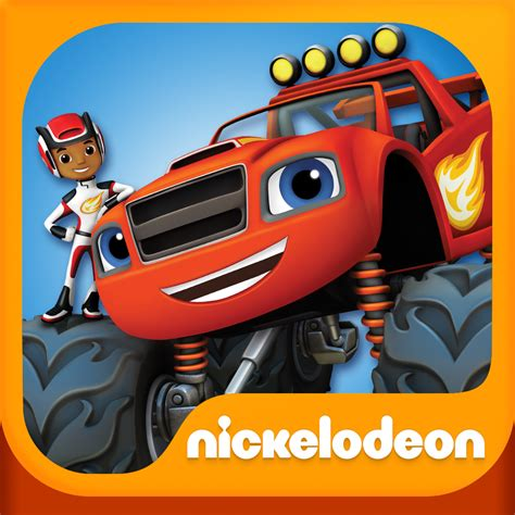 blaze and the monster machines app nickelodeon launches new ios app based on blaze and the