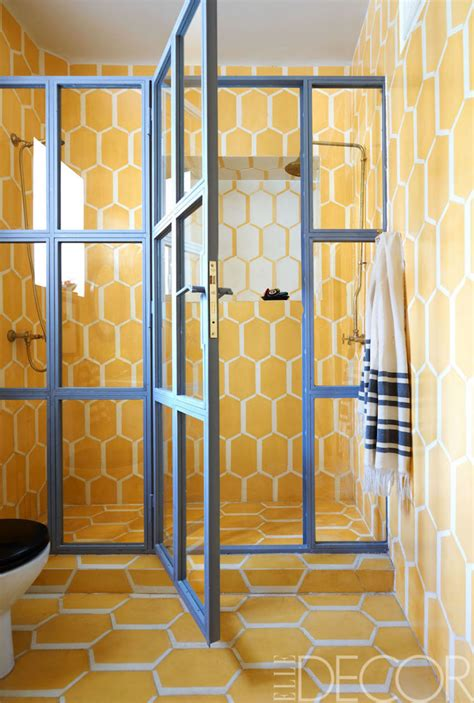 colorful tiles for bathroom 25 colorful bathrooms to inspire you this weekend