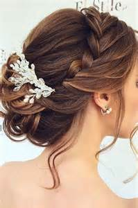 hairstyles for brides 25 best ideas about bride hairstyles on pinterest hair