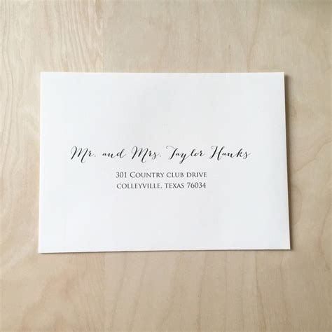 30 address etiquette invitation return wedding wedding invitation design ideas addressing