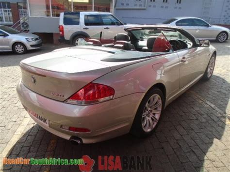 Bmw 650i Convertible For Sale by 2007 Bmw 650i Bmw 650i Convertible A T Used Car For Sale