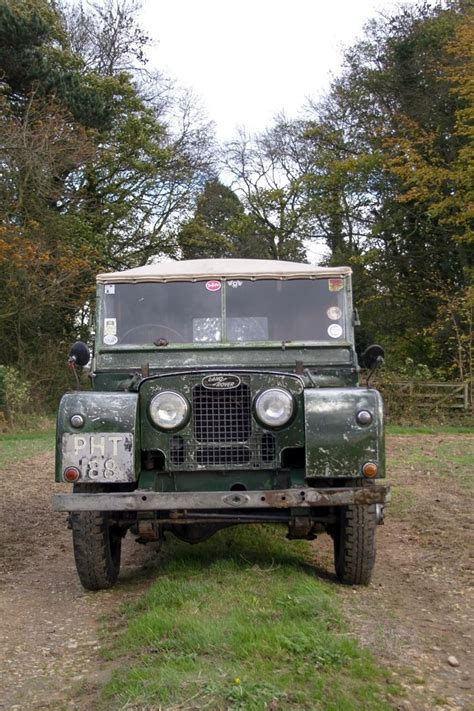 details about 1952 land rover series 1 80 quot land rovers