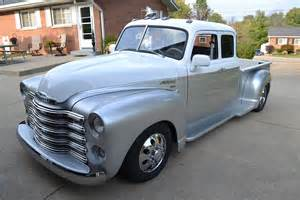 this 1947 chevy is in a league of its own