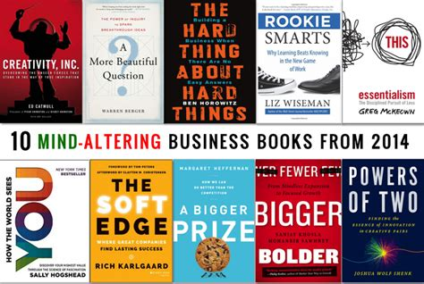 Mba Books by 10 Mind Altering Business Books From 2014 A More