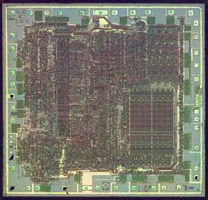 what s inside an integrated circuit part ii how to 171 open 187 microchip and what s inside z80 multiclet msp430 pic and more zeptobars