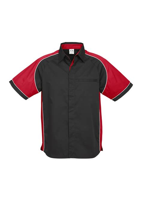 Panel Shirt mens nitro contrast panel shirt the centre
