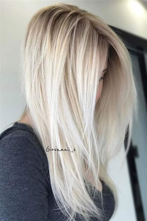 best clothing colors for platinum hair best blonde hair color 22 fashiotopia