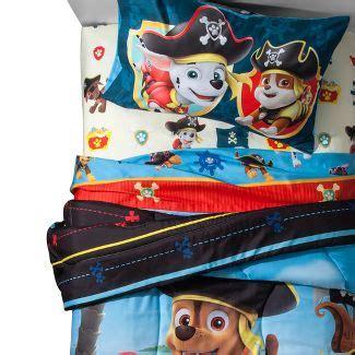 paw patrol bedding paw patrol 174 pirate pups sheet set target