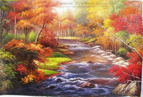 paintings of landscapes landscape paintings on canvas