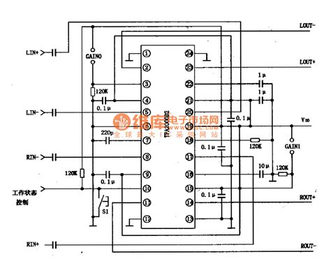 type of integrated circuit pdf tpa2oood2 no filter d type audio power lifier integrated circuit lifier circuits audio