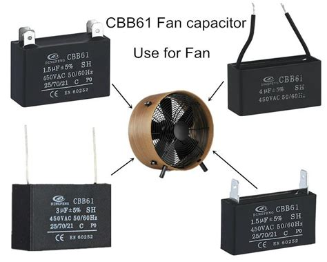 electric fan capacitor polarity cbb61 capacitor polarity 28 images cbb61 capacitor polarity capacitor 1 2uf 450v dingfeng