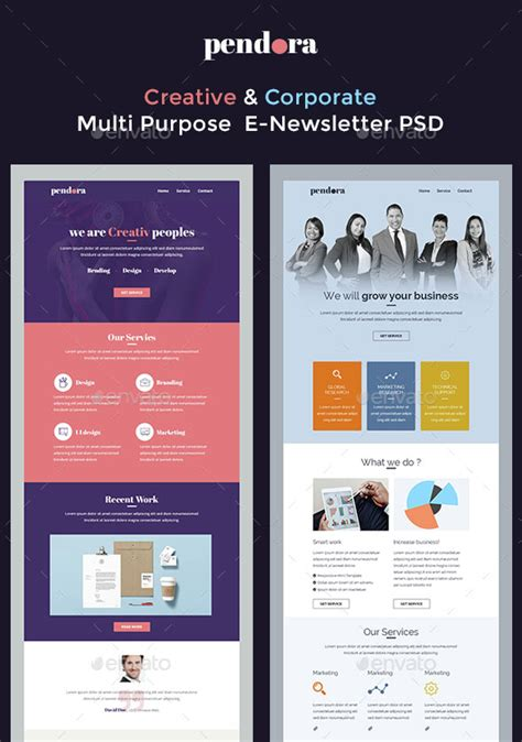 best newsletter templates top 10 best newsletter templates for 2016