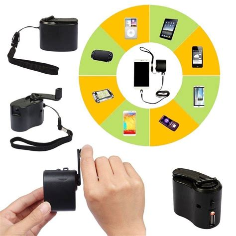 l with phone charger cheapest useful hand crank usb cell phone emergency